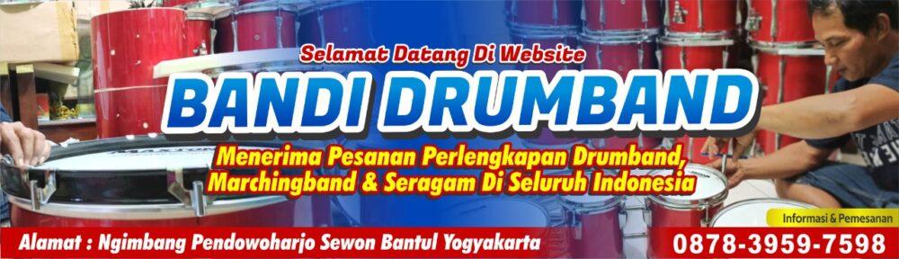 Bandi Drumband | Jual drumband | Jual Alat drumband | Jual perlengkapan drumband bermutu